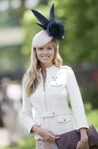 2011 : Florence Brudenell. Le Sun avait révélé que le prince Harry fréquentait la jeune actrice et mannequin. A l'époque, les porte-paroles de la Firme s'étaient refusés à commenter la liaison