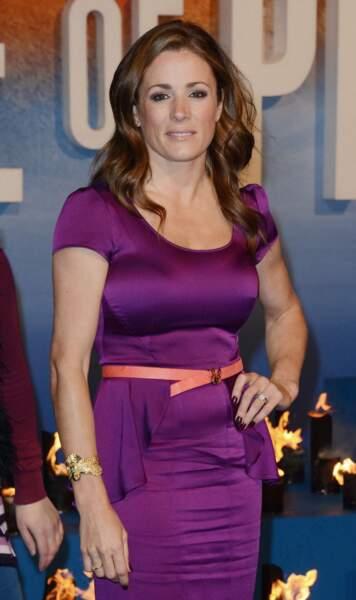 2003: Natalie Pinkham. Le prince Harry aurait eu une prétendue relation avec la présentatrice télé Natalie Pinkham