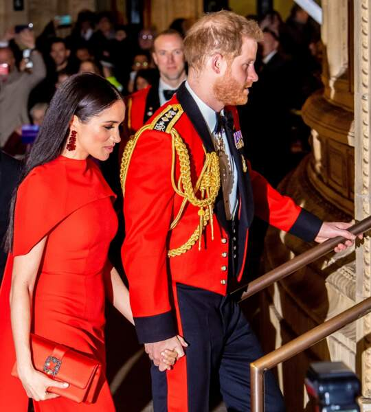 2016 : Meghan Markle. Le prince Harry commence à fréquenter l'actrice en 2016, et le reste fait désormais partie de l'histoire du royaume...