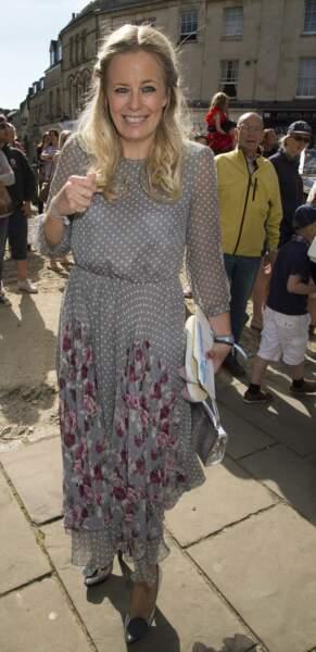 2009 : Astrid Harbord. Le prince Harry et cette amie de Kate Middleton avaient été aperçus plusieurs fois ensemble