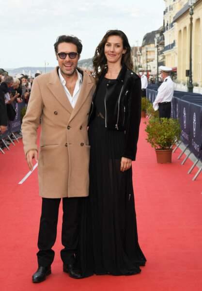 Doria Tillier était venue soutenir Nicolas Bedos, lors de la 34ème édition du festival de Cabourg.