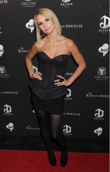 2010 : Camilla Romestrand. La chanteuse ne s'était pas gênée pour raconter sa nuit avec le prince Harry