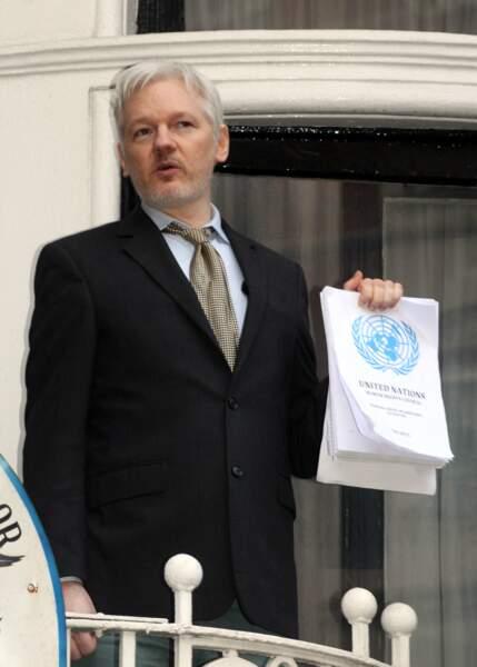 Julian Assange : en 2017, Pamela Anderson est en couple avec le créateur de Wikileaks, Julian Assange