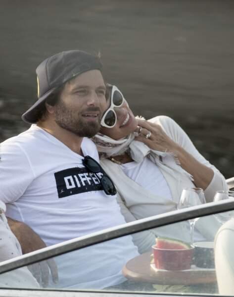 Rick Salomon : Pamela Anderson épousera deux fois cet activiste pour les droits des animaux. Ils se marient une première fois en 2007 à Vegas. En 2014, ils se redisent oui : chaque fois, l'union ne durera pas plus d'un an