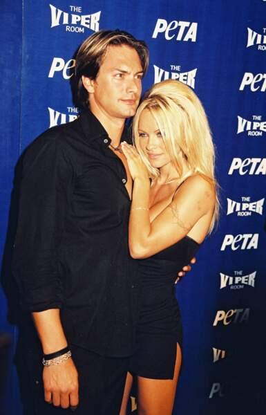 Marcus Schenkenberg : entre 2000 et 2001, Pamela Anderson est fiancée au mannequin suédois