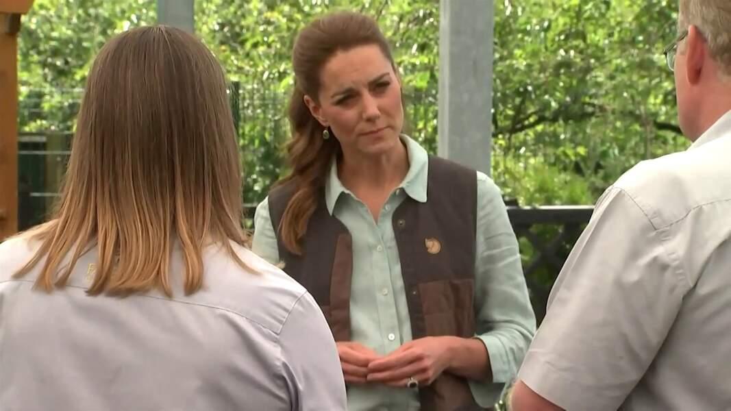 Le secret du bronzage de Kate ? Le jardinage !