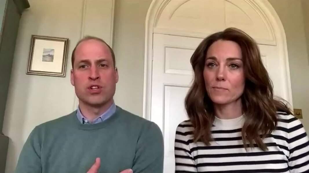 William et Kate ont fait le plein de vitamine D en profitant des extérieurs d'Anmer Hall