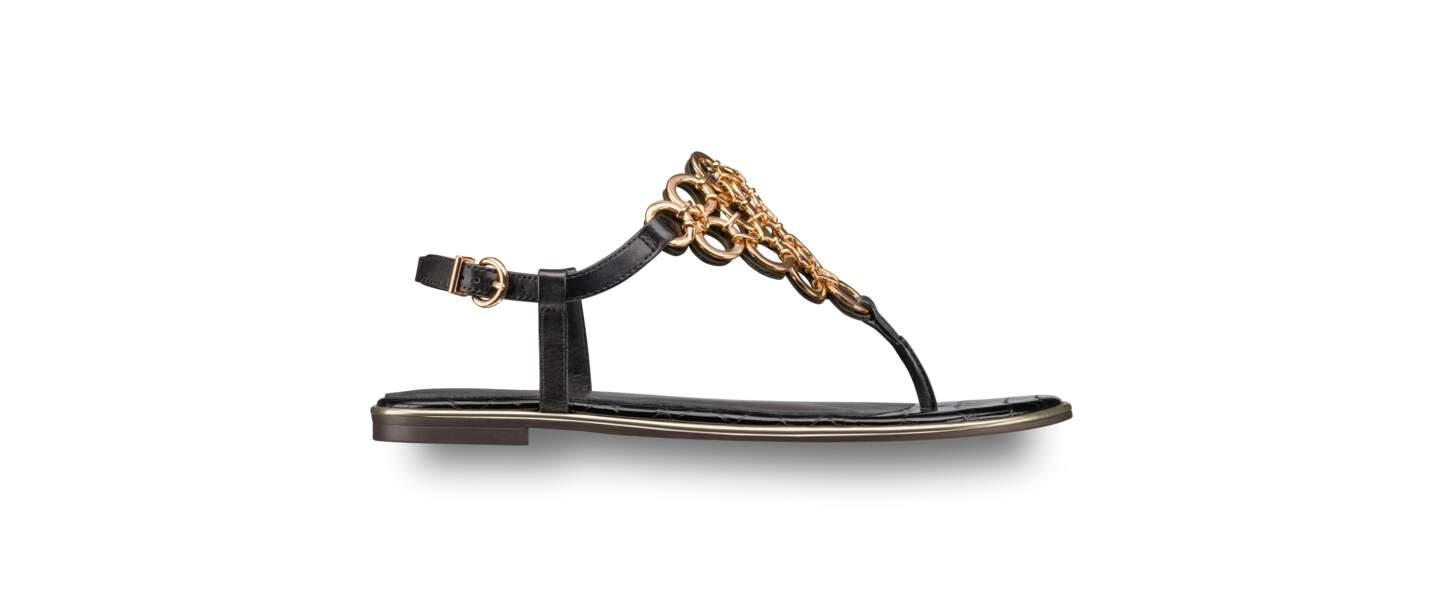 Sandales, 59,95€, Tamaris.