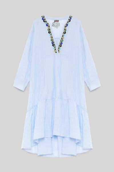 Robe, 318€, Maliparmi.