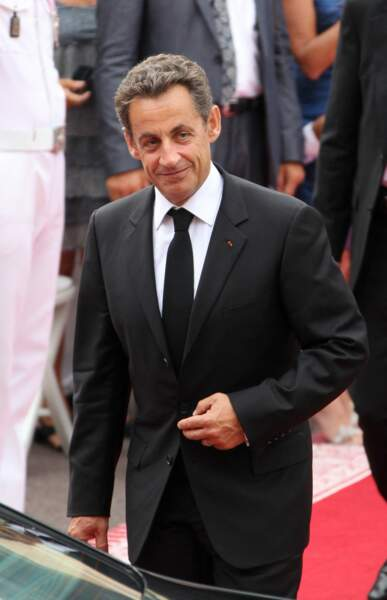 Nicolas Sarkozy, sans Carla Bruni, pour le mariage princier