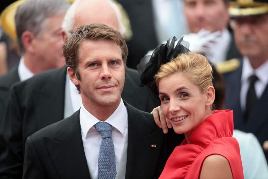 Clotilde Courau et son mari Emmanuel-Philibert de Savoie