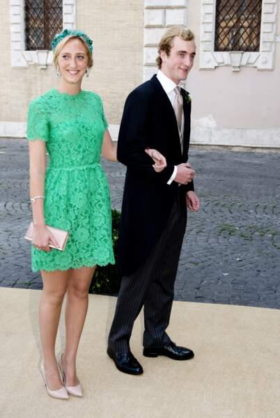Joachim de Belgique : comme sa soeur Maria Laura, Joachim est célibataire. Il est dixième dans l'ordre de succession