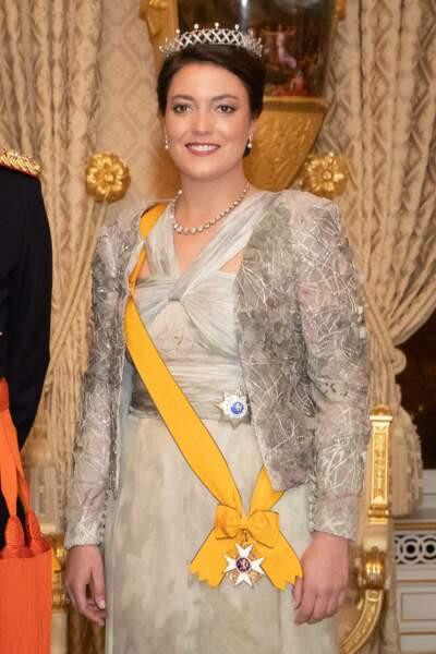 Alexandra de Luxembourg : la fille unique du grand-duc Henri et de la grande-duchesse Maria Teresa a 29 ans