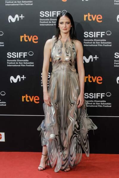 Eva Green au festival de San Sebastian