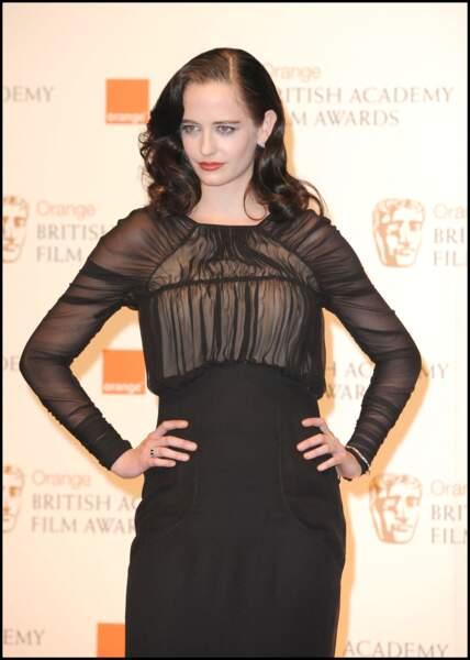 Eva Green aux BAFTA