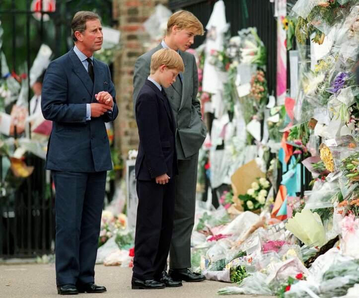 De nombreux hommages à Lady Diana