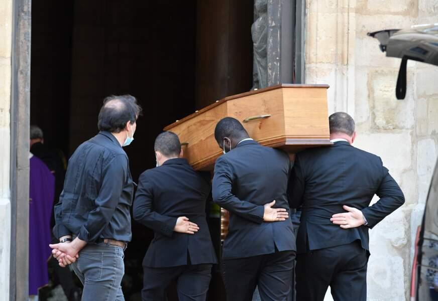 Les obsèques d'Hermine de Clermont-Tonnerre se sont tenues ce jeudi 9 juillet