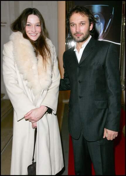 Carla Bruni et Vincent Perez maitrisent le bon goût