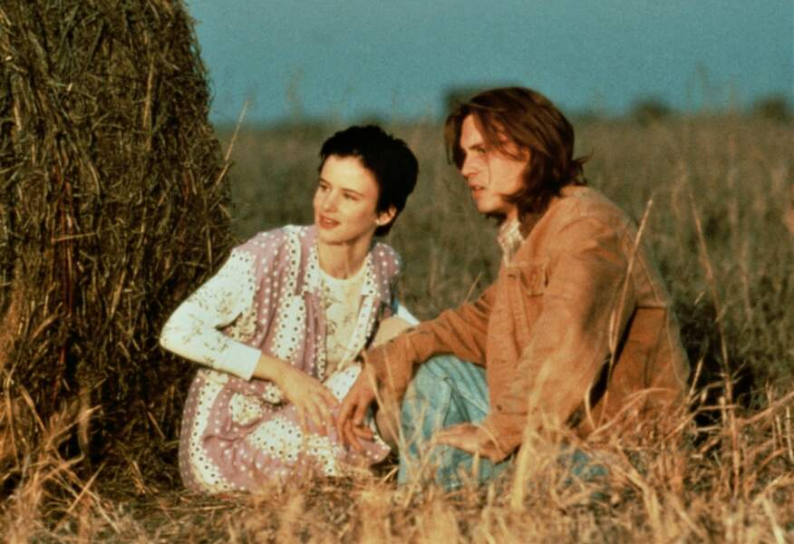 Juliette Lewis et Johnny Depp