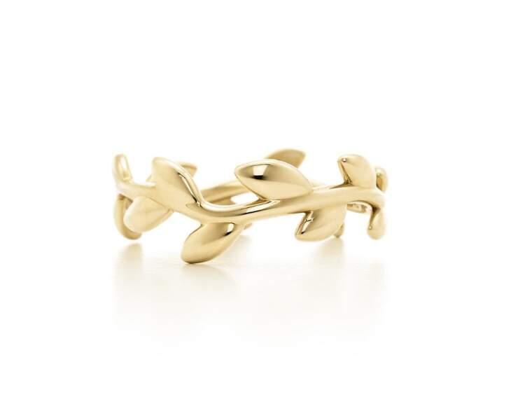 Bague en or, 860€, Tiffany & Co.