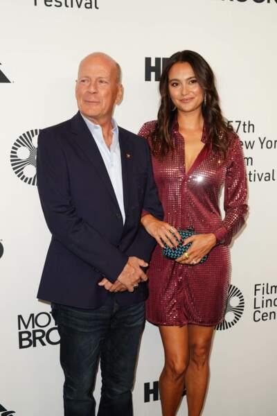 Bruce Willis et Emma Heming Willis