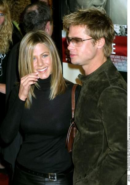 Brad Pitt et Jenifer Aniston se marient le 29 juillet 2000. C'est LE mariage le plus en vue d'Hollywood. Jusqu'à ce que l'acteur tombe sous le charme d'Angelina Jolie... Un divorce particulièrement éprouvant pour la star de la série Friends.