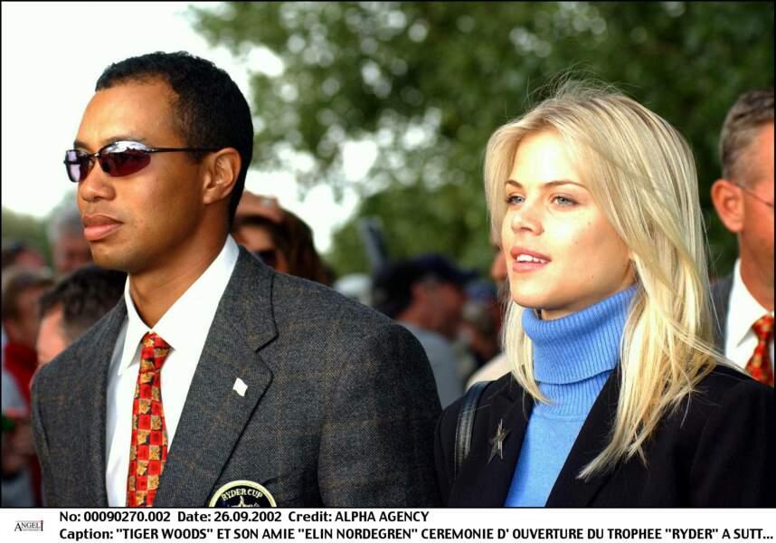 Ces nombreuses infidélités ont eu raison de son mariage. Tiger Woods avait épousé Elin Nordegren en 2004... Une paisible idylle jusqu'à ce que le golfeur avoue avoir trompé sa femme à onze reprises... Scandale et divorce au montant record ont suivi.