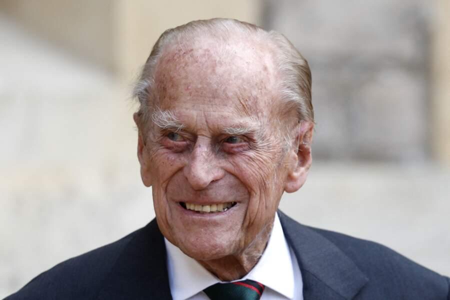 Ce 22 juillet, le prince Philip a remis son titre de colonel-en-chef du régiment de l'armée britannique The Rifles à Camilla Parker-Bowles