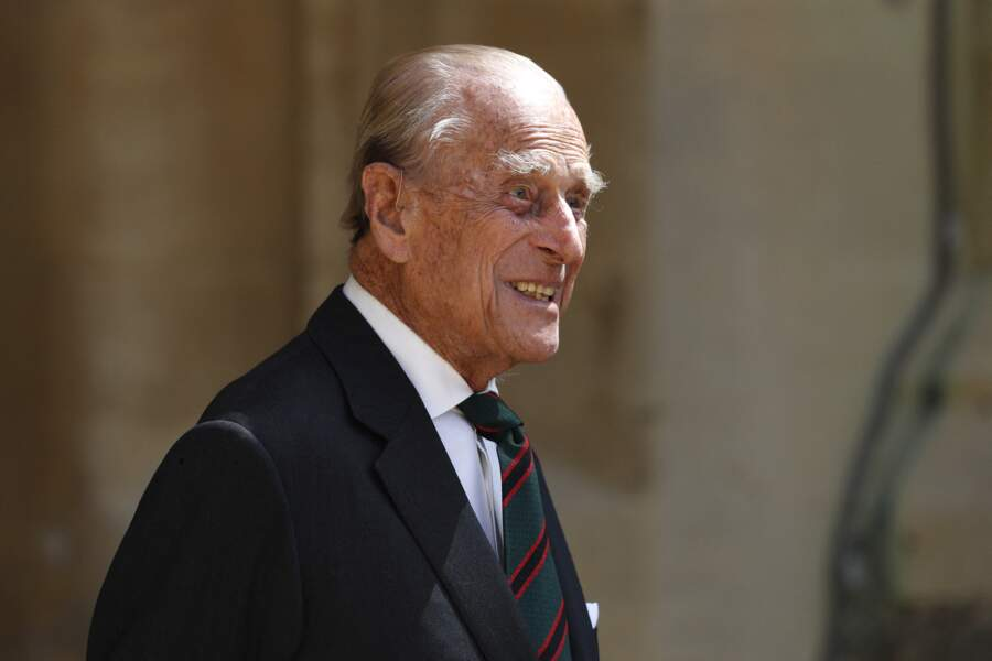 Le prince Philip, 99 ans, ne sort que très rarement en public, affaibli par des ennuis de santé