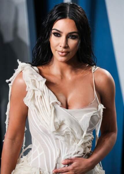 Kim Kardashian en 2019