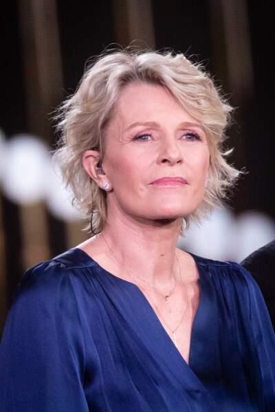 Sophie Davant en 2020