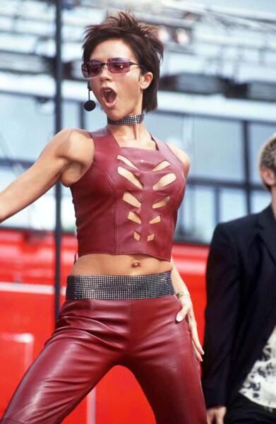 Victoria Beckham en 2000