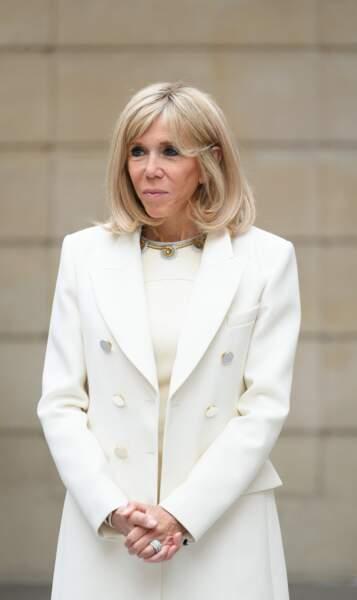 Brigitte Macron en 2020