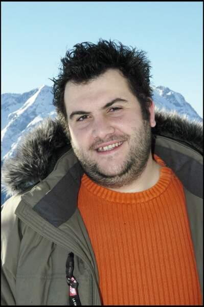 Laurent Ournac en 2006