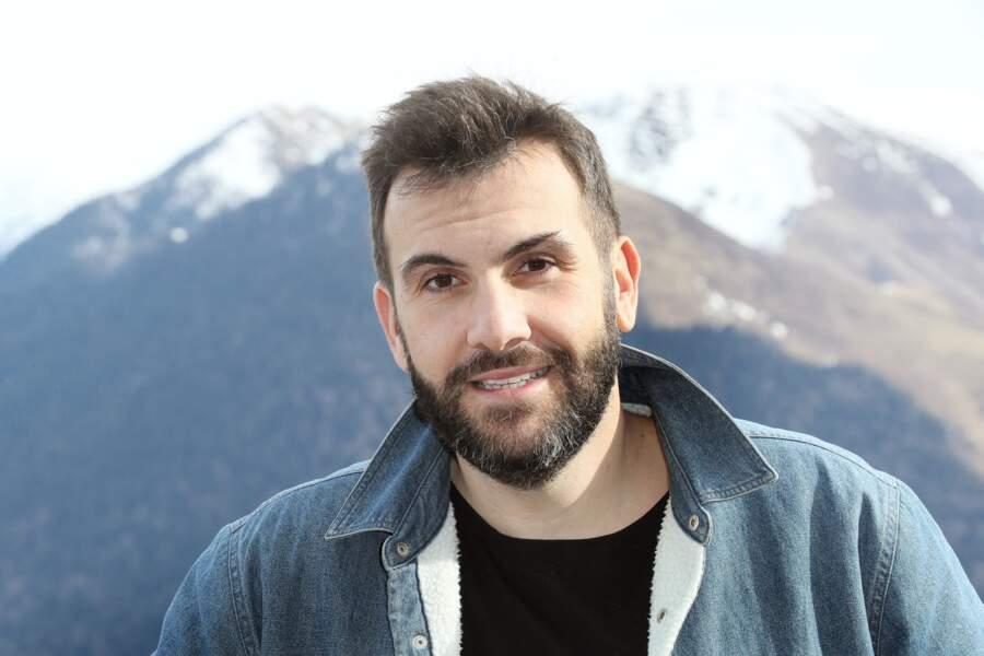Laurent Ournac en 2020