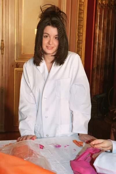 Jenifer en 2002