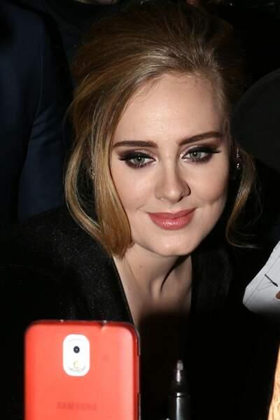 Adele en 2015