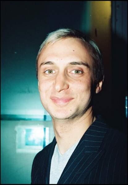 David Guetta en 1997
