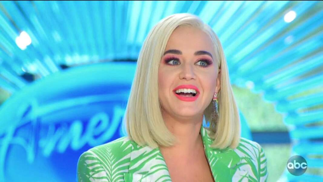 Katy Perry en 2020