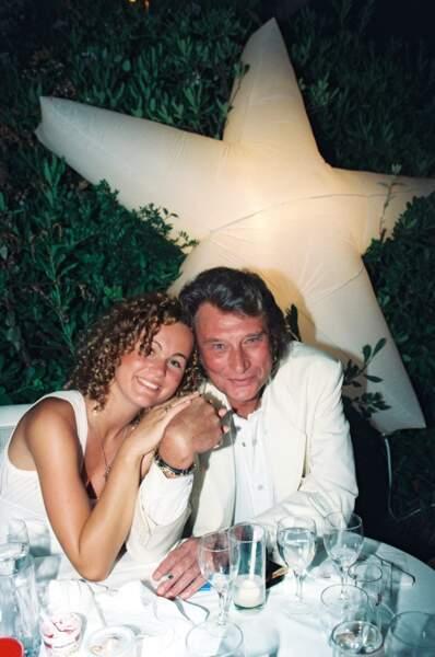 Laeticia Hallyday en 1995