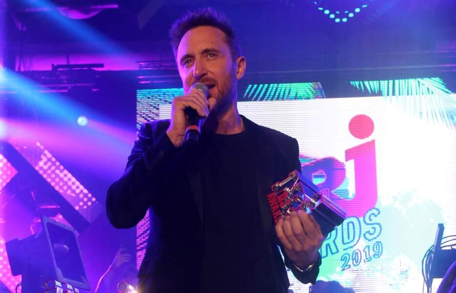 David Guetta en 2019