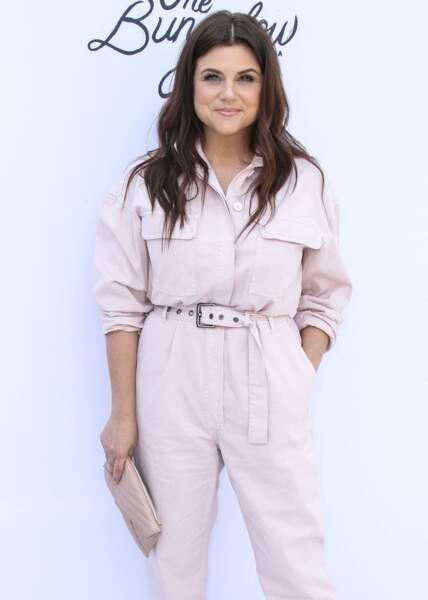 Tiffani Thiessen en 2020