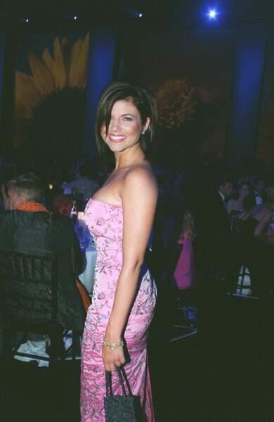 Tiffani Thiessen en 1999