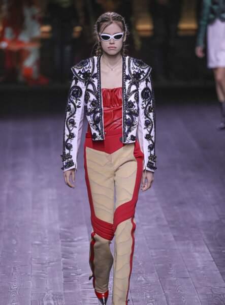 La double tresse de Louis Vuitton