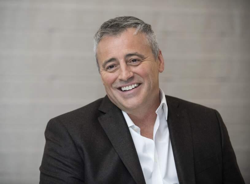 Matt Leblanc en 2019