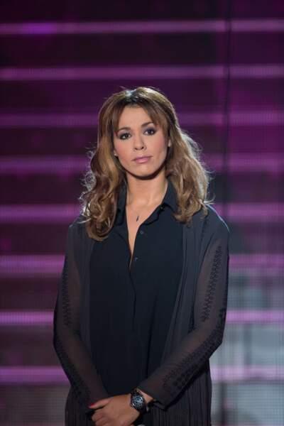 Chimène Badi en 2014