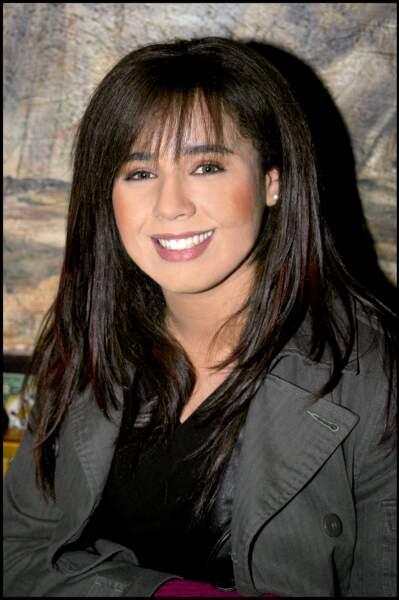 Chimène Badi en 2002