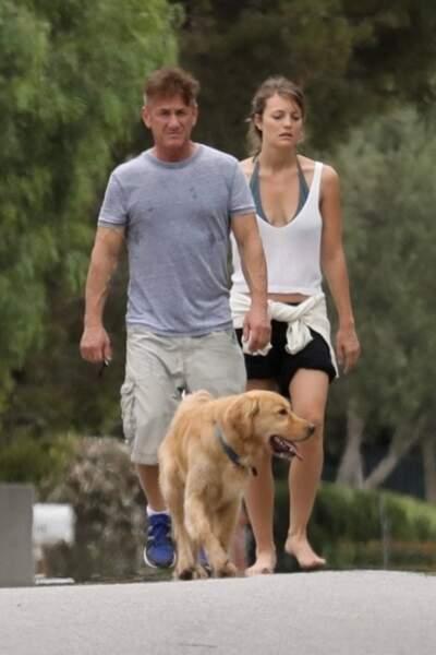 Sean Penn s'est marié en catimini avec son compagne, Leila George, le 30 juillet 2020.