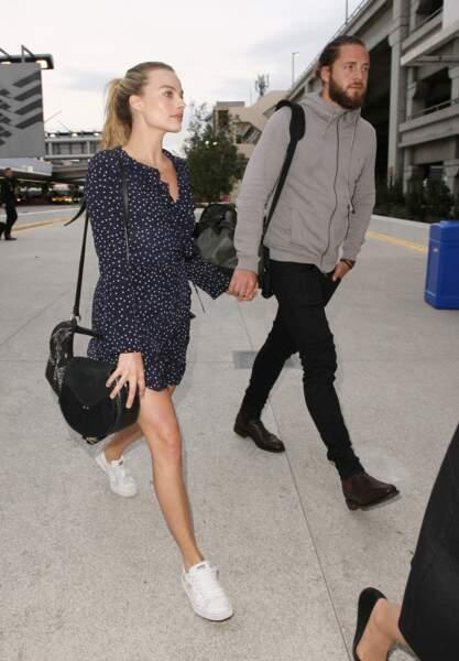 Margot Robbie et Tom Ackerley se sont mariés en décembre 2016, à Byron Bay en Australie. Le lieu de leur mariage a été tenu secret jusqu'au Jour J.