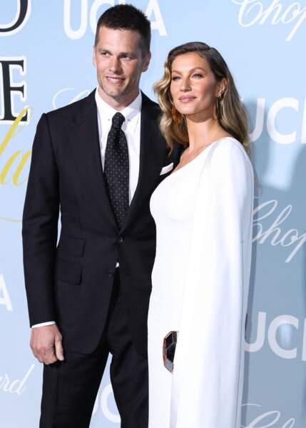 Gisele Bundchen a épousé Tom Brady en 2009, lors d'une cérémonie très intime à Santa Monica.